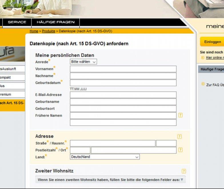 Schufa Online